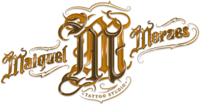 Logo do Maiquel Moraes Tattoo Studio